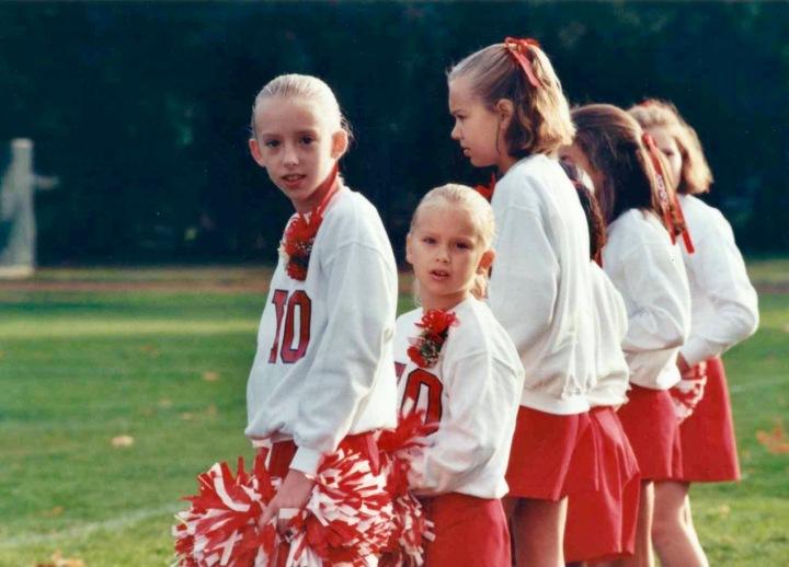 CYO Cheerleading